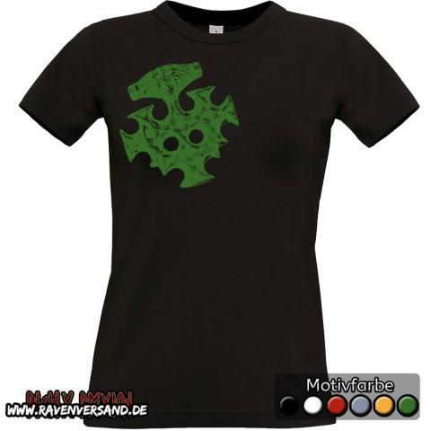 Hiddensee T-shirt schwarz Frauen