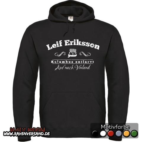 Leif Eriksson Kapuzenpullover