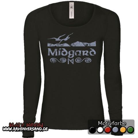 Midgard Pullover Frauen