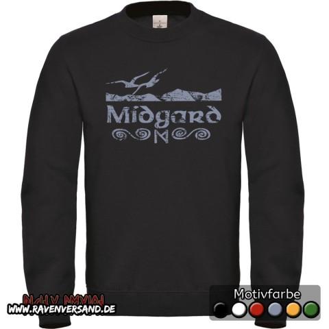 Midgard Pullover Männer