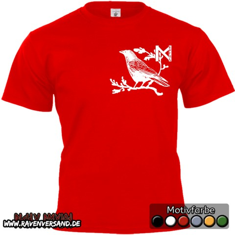 Munin T-shirt rot