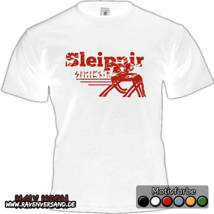 Sleipnir T-shirt weiss