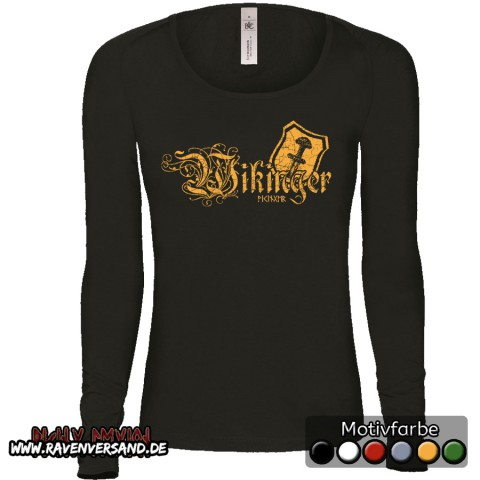 Wikinger Pullover Frauen