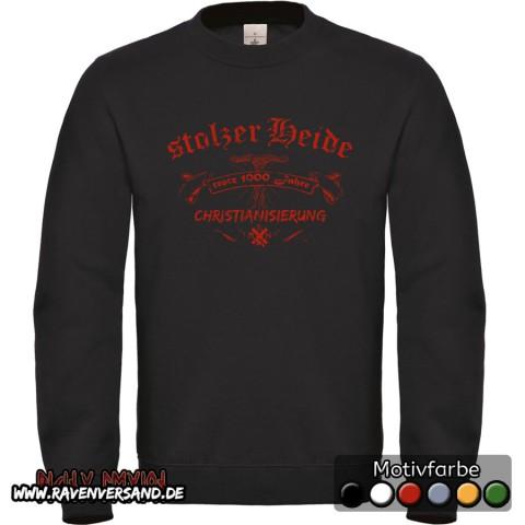 stolzer Heide Pullover Männer