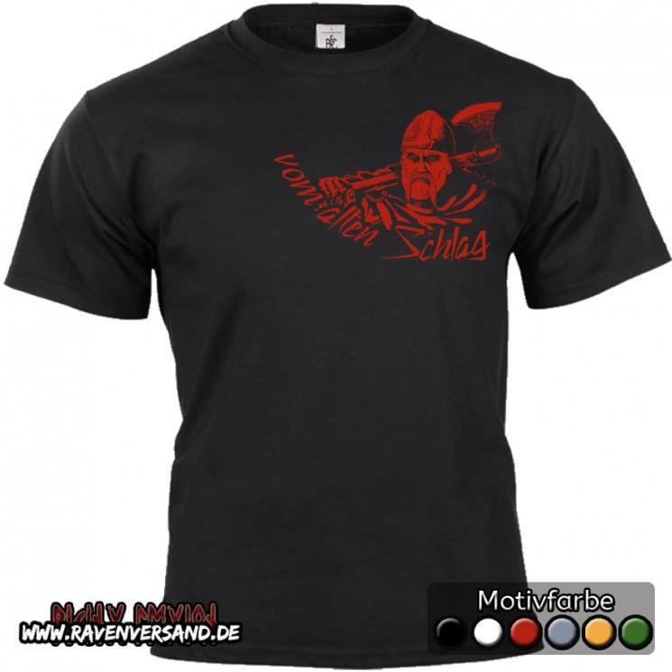 vom alten Schlag T-shirt schwarz