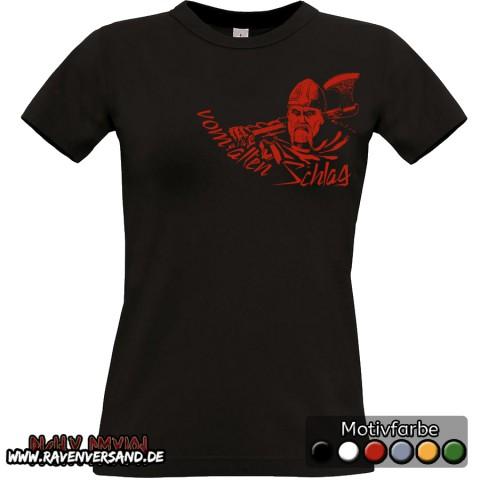 vom alten Schlag T-shirt schwarz Frauen