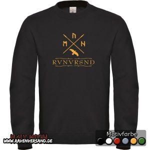 RVNVRSND Pullover Männer