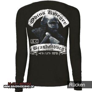 Odins Krieger Pullover Frauen hinten