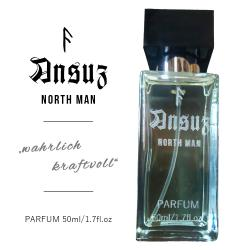 ANSUZ – NORTH MAN -Parfüm - Herrenduft 50ml