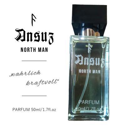 ANSUZ – NORTH MAN -Parfüm - Herrenduft 50ml